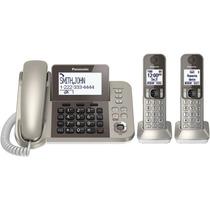 Panasonic Kx-tgf352n Telefono Fijo Cable / Inalambrico