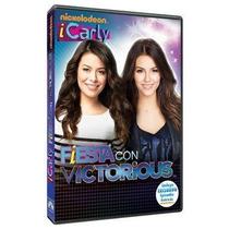 Icarly Fiesta Con Victorious , La Pelicula , Disco En Dvd