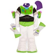 Fantasia Buzz Lightyear Toy Story Acende Disney Store 3 Anos