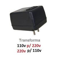Conversor, Mini Transformador, Adaptador De Energia, Bivolt