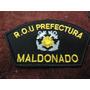Armada Uruguay - Rou Prefectura Maldonado - Parche