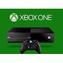 Console Xbox One 500gb + Controle S Fio Nacional Novo Bivolt