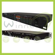 Procesador Digital Bpd-1 Bunker Power Drive Crossover Dsp 32