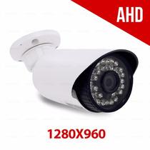 Camera Segurança Ahd M 1280x960 Infr 30 A 50 Metros 1.3 Mega