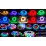 Cinta Led 5050 Multicolor 12v 25mts 150led/rollo Interiores