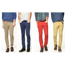 Pantalones Entubados De Super Moda Caballero/jovencitos