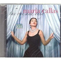 Maria Callas - The One And Only- 2cd - Nuevo Cerrado