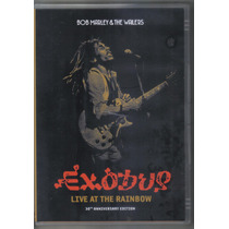 Bob Marley - Exodus - Live At The Rainbow - Dvd Novo
