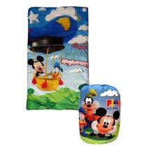 Disney Mickey Mouse Pato Donald Slumber Saco De Dormir Bols