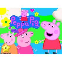 Kit Imprimible Peppa Pig La Cerdita Cumpleaños Tarjetas