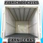 Cavas De Fibra Para Camiones Carnicera Con Ganchera