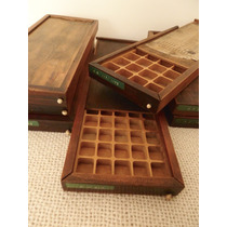 2 Antiguas Cajas De Relojero