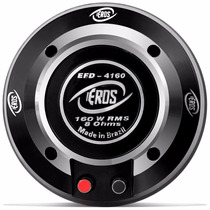 Driver Eros 160w Efd 4160 P/ Corneta Jarrao Aluminio Hl 1450