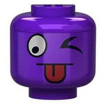 Set De 1 Cabeza Y Un Figura A Elegir Compatible Con Lego M12