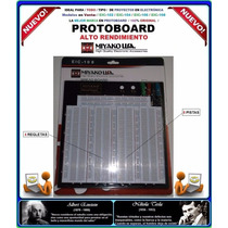 Protoboard Miyako Usa / Modelo: Eic-108 / Original /