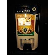 Máquina Expendedora De Café Healthy Coffee Con Pantalla