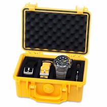 Relógio Orient Seatech Mergulho 500m Titanium Mbttc014 Solar