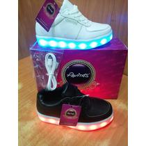 Zapatos Led Pavitas Originales
