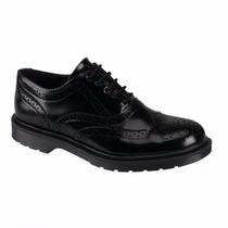 Zapatos Antiderrapantes Oxford Bostoneanos Mujer