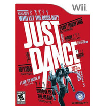 Just Dance Nintendo Wii Nuevo Sellado Original