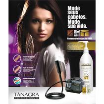 Tanagra Sistema Uom Kit Nanoqueratinização+shampoo+2 Ampolas