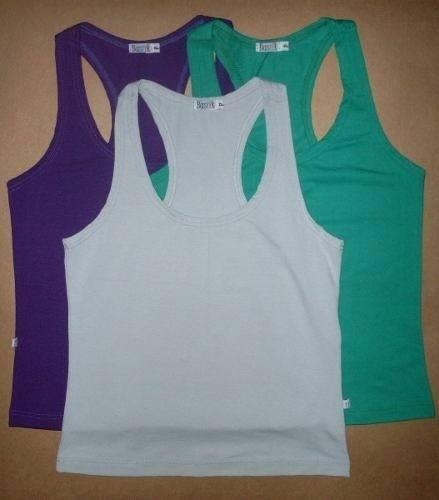 292cd2360c Camiseta Regata Nadador Malha Fria Dryfit Várias Cores P gg - R  18 ...
