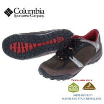 Zapatillas Columbia Murodo. No. North Face, Caterpillar.
