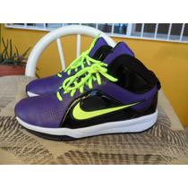 Tenis Nike Team Hustle 100% Originales + Envio Dhl Gratis
