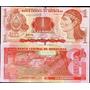 Honduras Billete De 1 Lempira Año 2010 Sin Circular