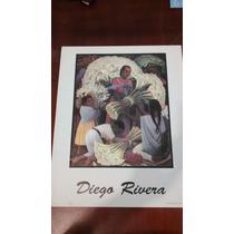 Pintura De Diego Rivera (serigrafía) Cartel
