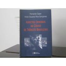 Aspectos Criminais Código Trânsito Fernando Capez