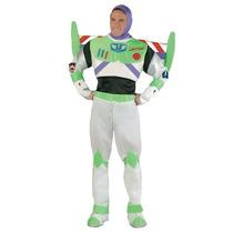 Disfraz Buzz Lightyear Adulto Traje De Lujo Toy Story