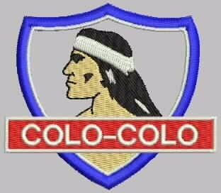 Parches Bordados Colo Colo 0e30dd81e9e1f