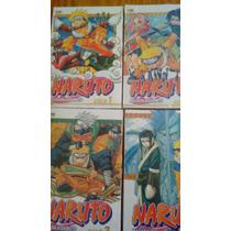 Manga Naruto Gold Volumes 1 2 3 E 4 Lacrados.
