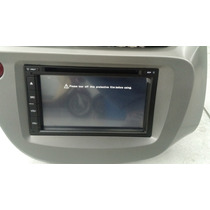 Central Multimídia Honda Fit Ex 2009 A 2014