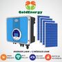Kit Fotovoltaico Com Wifi 3,0 Kwp Gera Sua Energia Solar