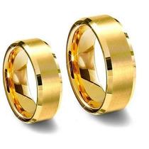 Par Aliança Cor Ouro Anatômica Casamento Moeda Antiga Noiva