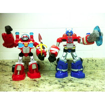 Robots Transformers Rescue Bots