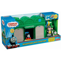 Thomas Y Sus Amigos Estacion Knapford Llaves Magicas Tren