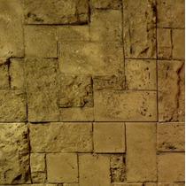 Placa Panel Travertino Revestimiento Simil Piedra Poliuretan