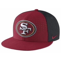 Gorra Nike 49s Sf San Francisco Nfl Laser Pulse True 824164