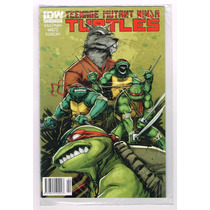 Teenage Mutant Ninja Turtles # 2 - Idw - Editorial Bruguera