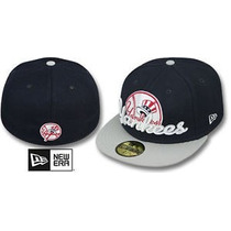 Gorra New Era New York Yankees Moda Urbana Talla 7 1/4=57