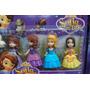 Kit De Figuras De Princesa Sofia