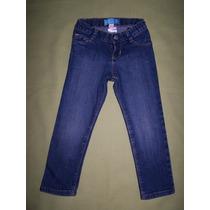 Jeans Skinny Americano Para Niña Talla 4 Old Navy
