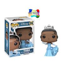 Tiana Vestido Azul Funko Pop Pelicula Disney Princesas Cf