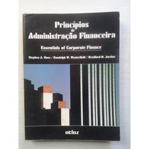 Príncipios De Adminstração Financeira - Ross E Outros Atlas