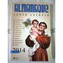 Almanaque Santo Antonio 2014 - Ótimo Estado!! Baú Comic Shop