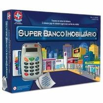 Banco Imobiliario Super - Cartão De Crédito - Estrela