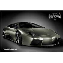 Lamborghini Reventón - Planeta Deagostini